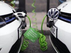 Which cities could benefit most from the government's new EV rapid charging fund?
