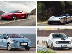 Quiz: Can you name these electric cars?