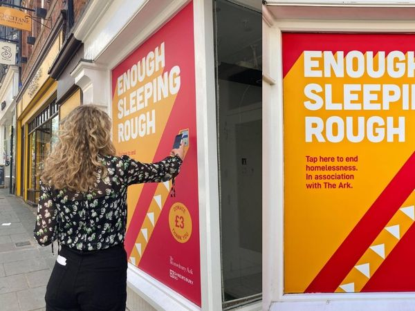 """""""Alternative giving"""" windows have been installed in Shrewsbury so people can support homeless people without giving loose change"""
