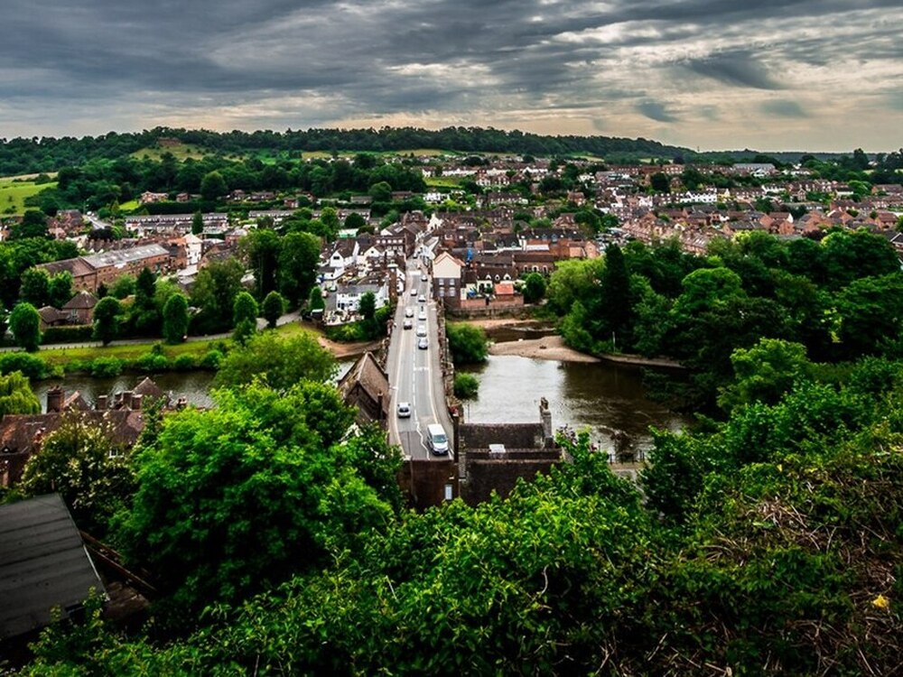 Bridgnorth named among top six places to go in UK