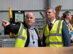 £80m Telford warehouse 'will be vital for our troops'