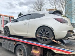 Midlands dubbed a 'scrapyard for abandoned cars'