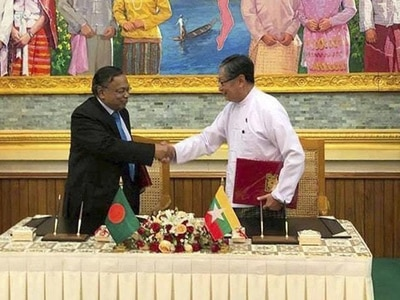 Burma, Bangladesh sign Rohingya refugees agreement