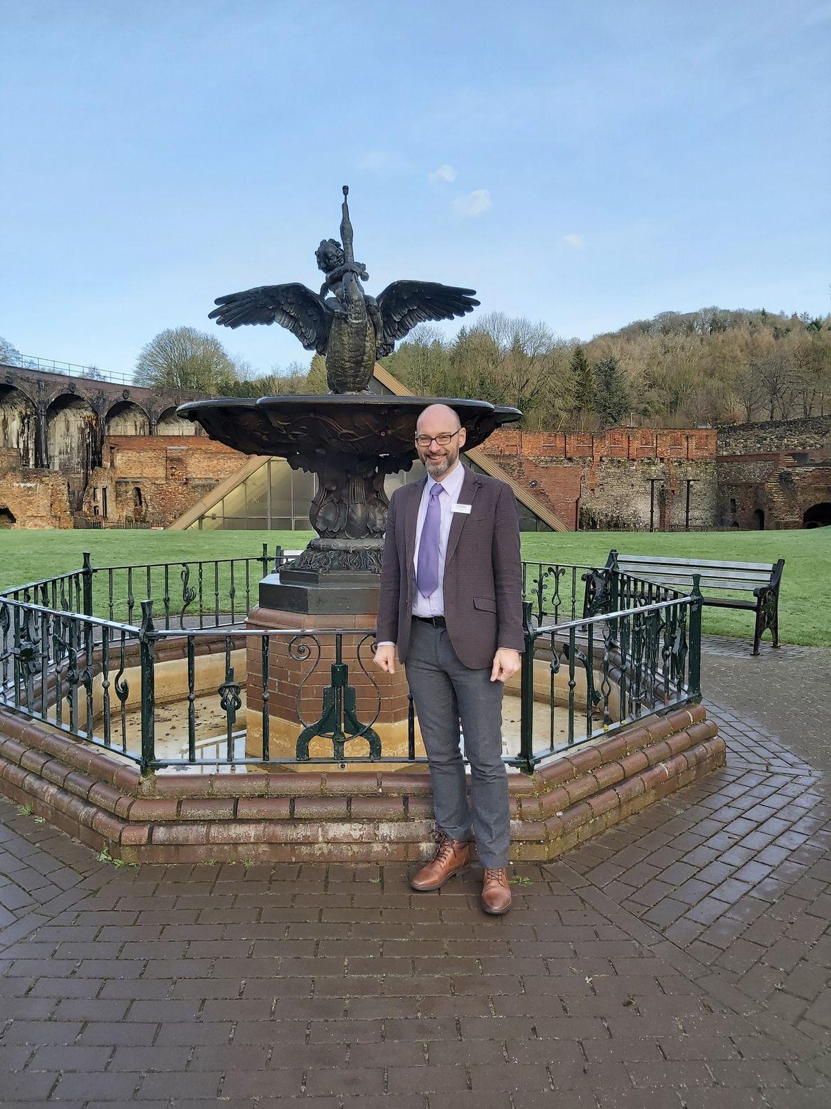 Trust chief executive Nick Ralls