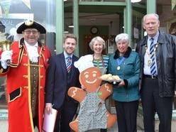 Market Drayton festival trail draws hundreds of families