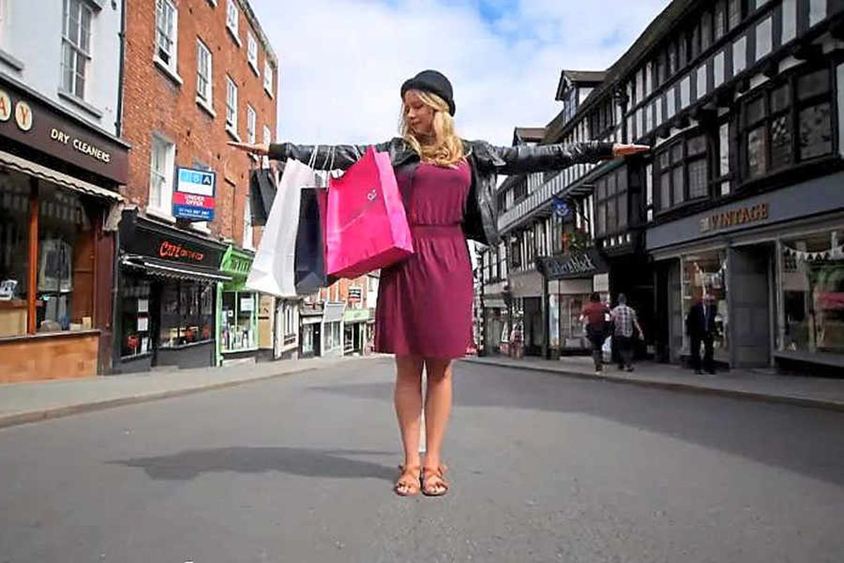 Shrewsbury man's stunning video snapshot of home town an internet hit