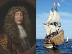 Hopes of tourism boost from Shropshire's Mayflower scandal