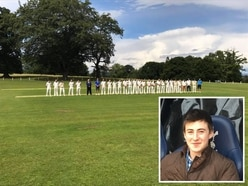 James Corfield: Players' tribute to a talented cricketer