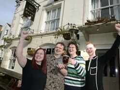 Cheers! Oswestry pub wins two top awards