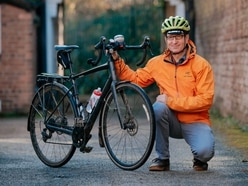 Shrewsbury's Mark in bid to make cycling accessible to all