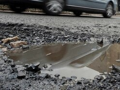 Council to focus on fixing 'high risk' potholes on Telford's roads