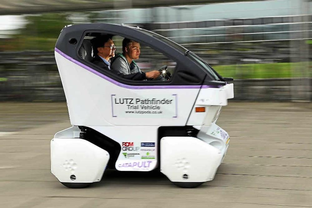 Rise of driverless cars | Shropshire Star