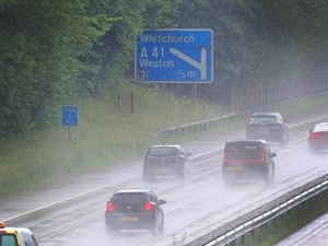 Junction 3 of the M54