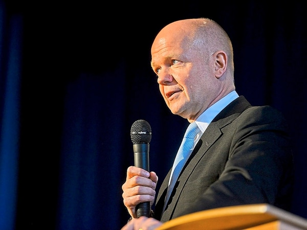 Brexit emphasis 'now has to be on growth' says Lord Hague