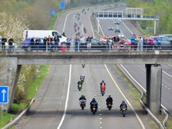 Road closures revealed for Bike4Life ride out through Shropshire