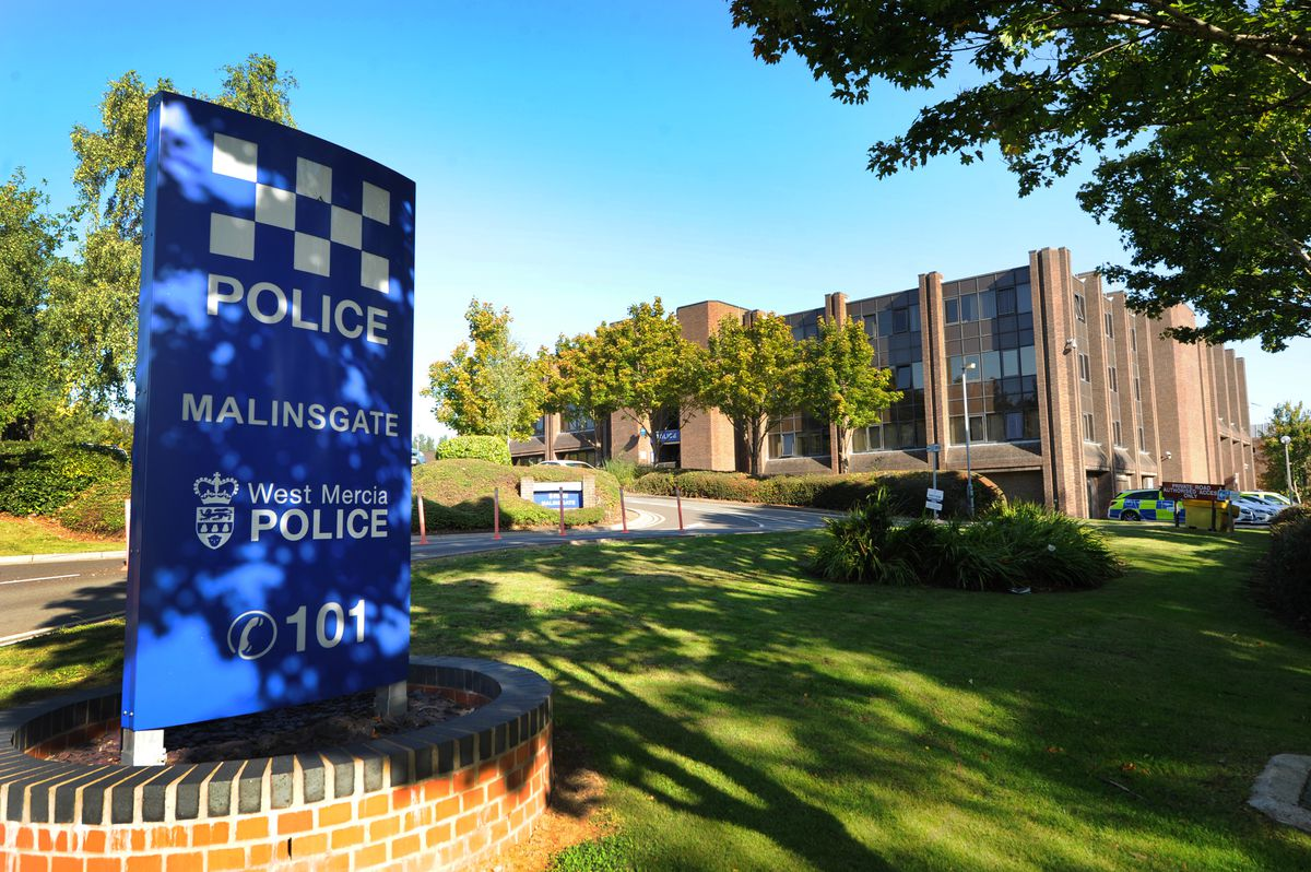 Endean Palmer fell ill at Malinsgate Police Station