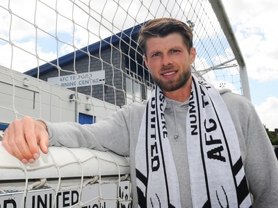 AFC Telford United boost firepower by signing hitman Jason Oswell