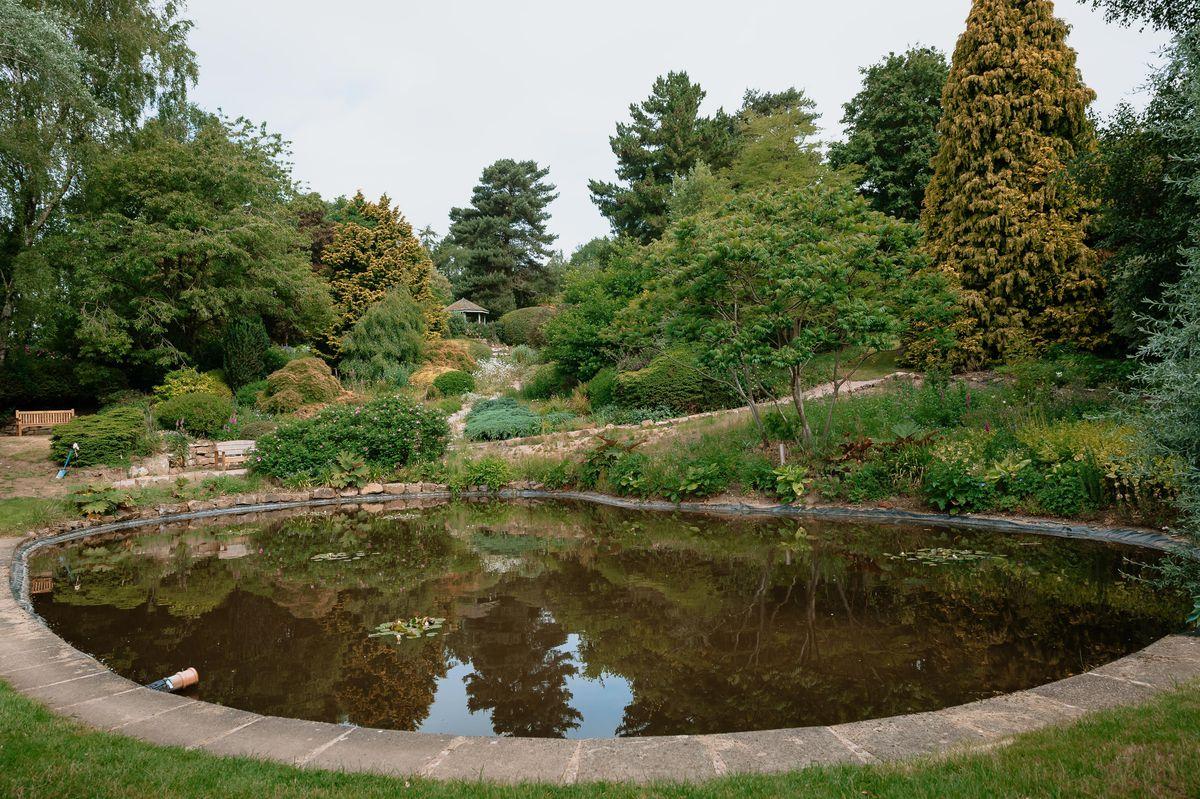 The Dorothy Clive Garden near Market Drayton