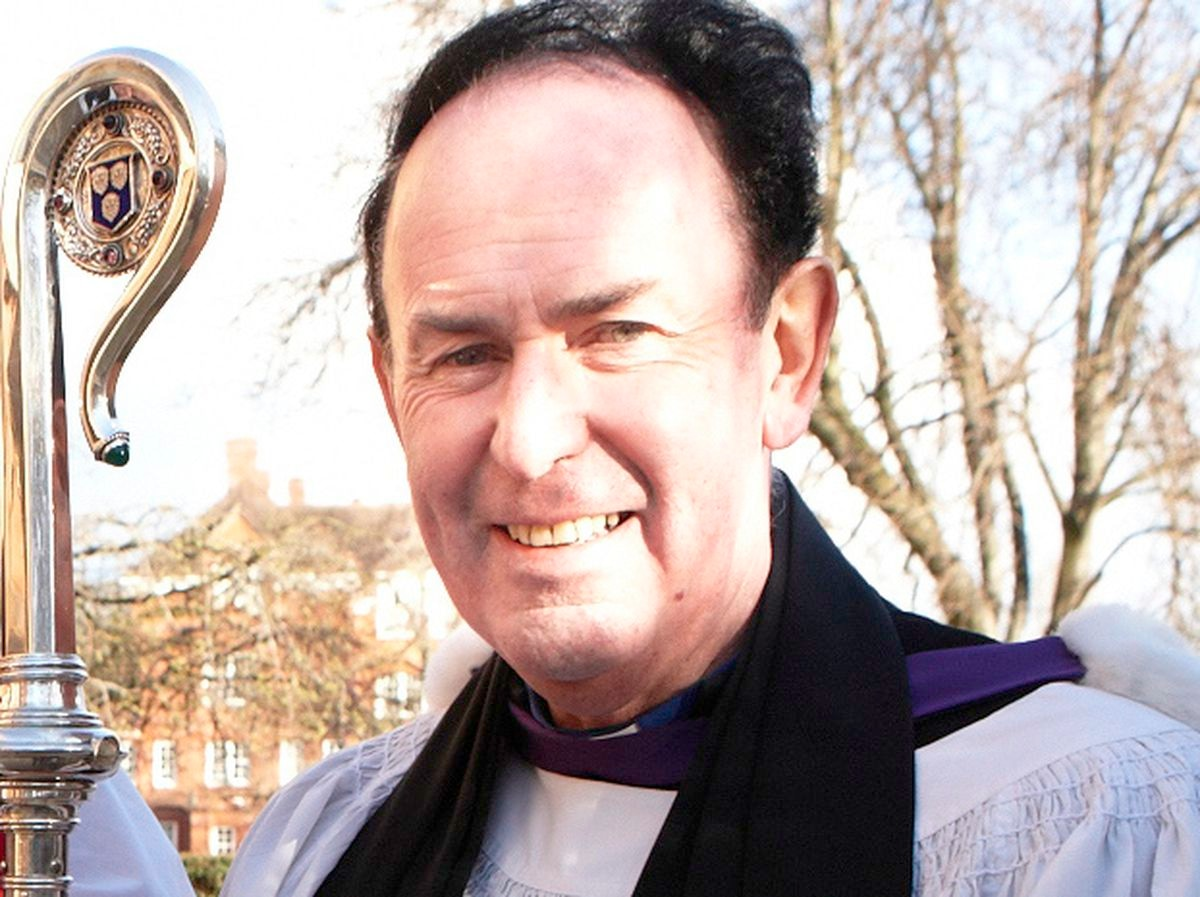 Gary Dobbie, pictured when he was Shrewsbury School's chaplain, sexually abused students at Christ's Hospital School