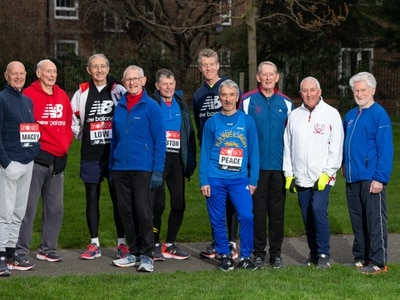 Veteran runners denied chance to race their 40th London Marathon