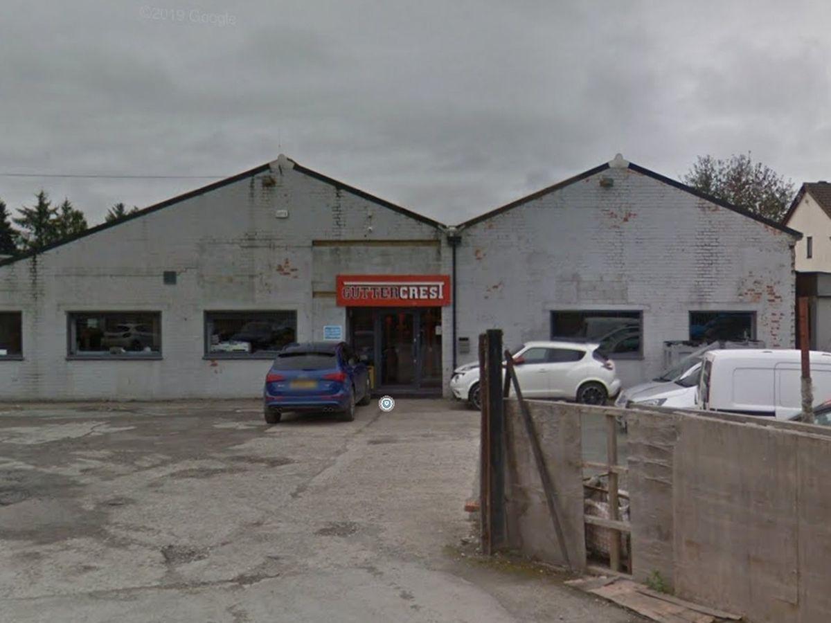 Guttercrest in Victoria Road, Oswestry. Photo: Google