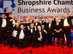 Shropshire Chamber Business Awards finalists announced