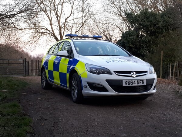 Police issue warning after youths spotted gathering at Broseley nature reserve