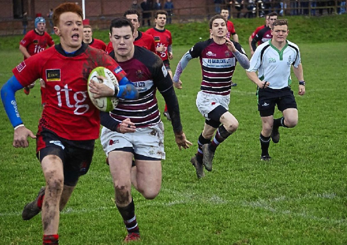 Ludlow rugby