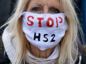 A anti-HS2 campaigner