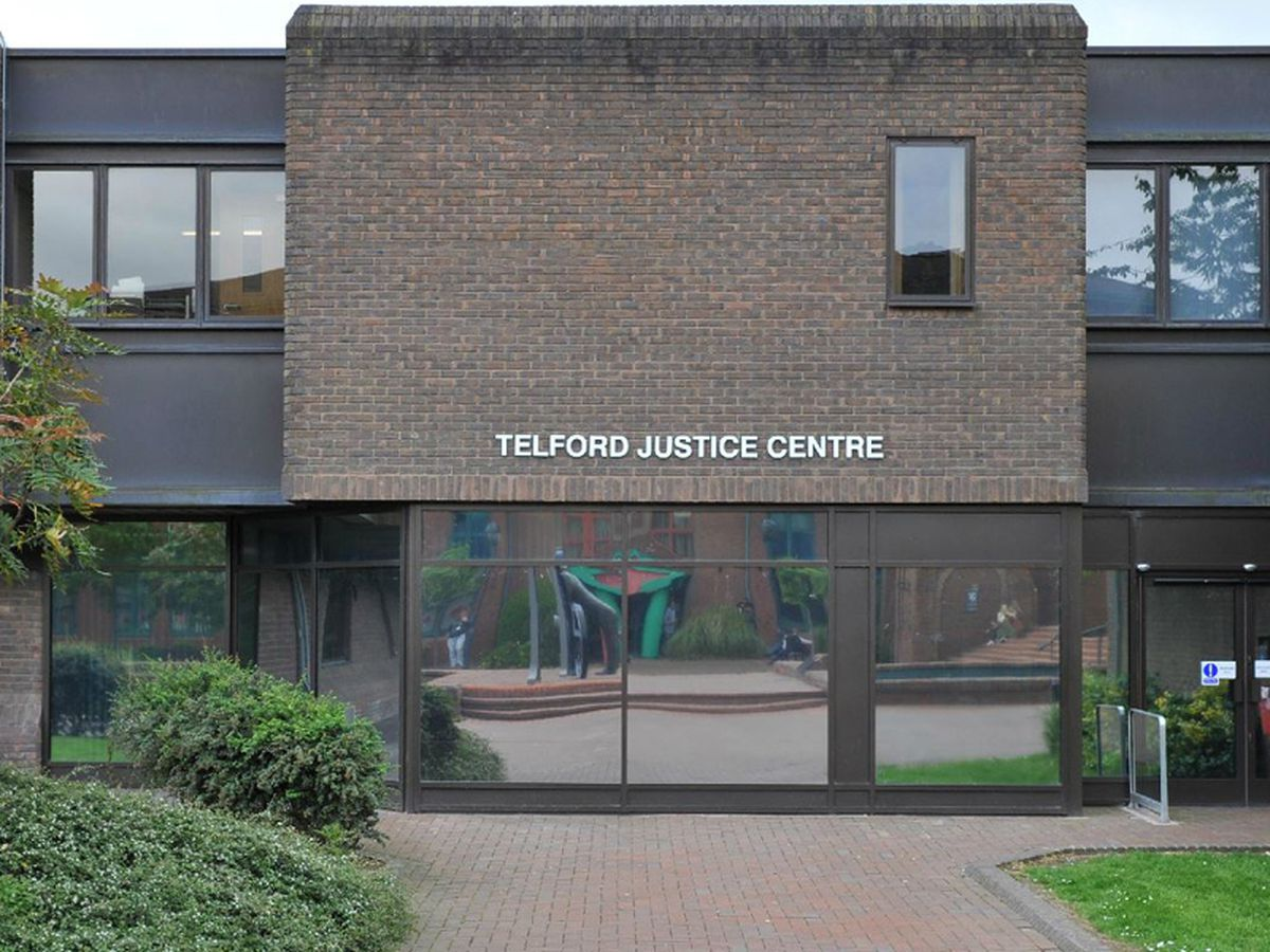 The cases were heard at Telford Magistrates Court