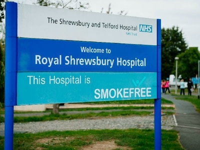 Concerns raised about treatment of pensioner at Shrewsbury hospital