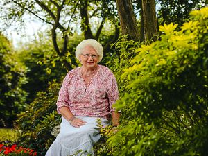 Margaret Thrower will be doing a walk around The Dingle in the virtual flower show