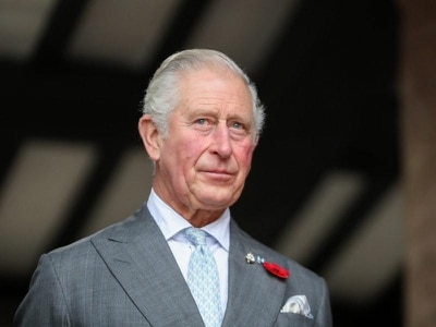 Charles to hold talks with Indian president during two-day visit