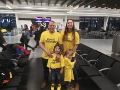 Shropshire youngster Zac Oliver off to Lapland on charity trip