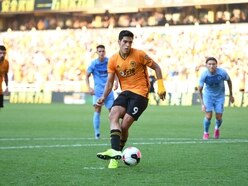 Raul Jimenez embraced Wolves penalty responsibility