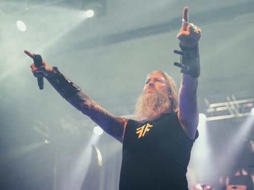 Amon Amarth bring Berserker tour to Birmingham - in pictures