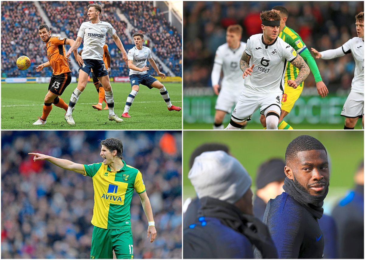 Joe Rodon, Ben Davies, Timm Klose and Fikayo Tomori are players who may interest Albion as they look for a centre-half