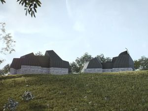 Planned homes for Barrack Lane, Lilleshall. Picture: Aaron Chetwynd Architect Studio / Telford and Wrekin Council
