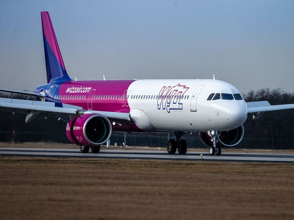 Cardiff airport has been handed a major boost after being announced as the fourth UK base for Wizz Air (Wizz Air/UK)