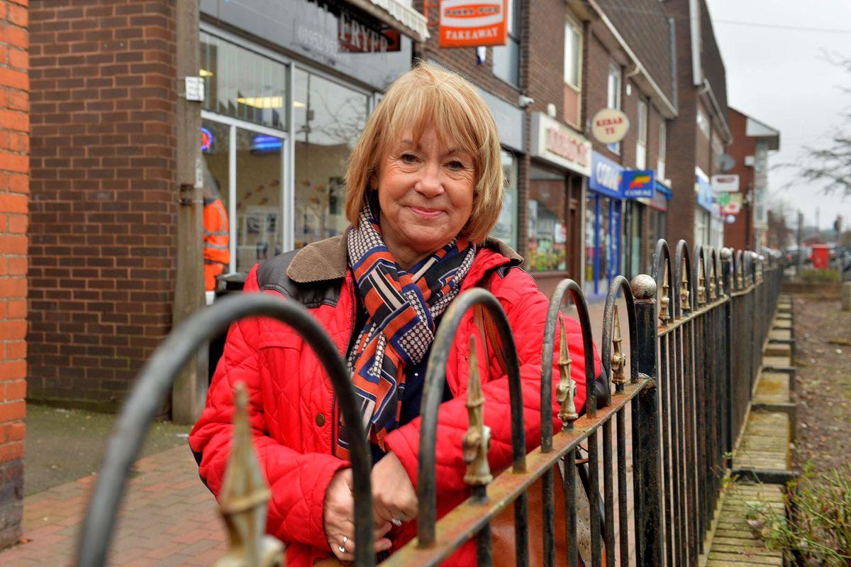'Disgrace' – Dudley-born Linda Fisher