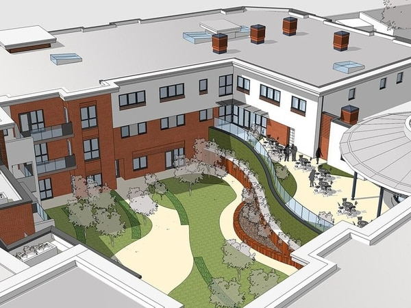 Health centre and homes plan for Whitchurch mansion face defeat