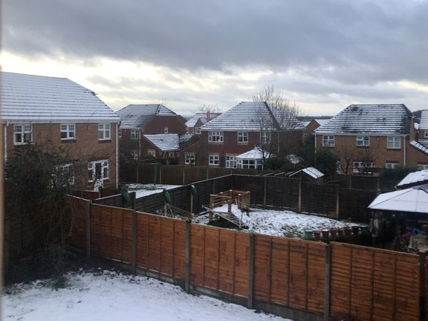 Snow in Telford