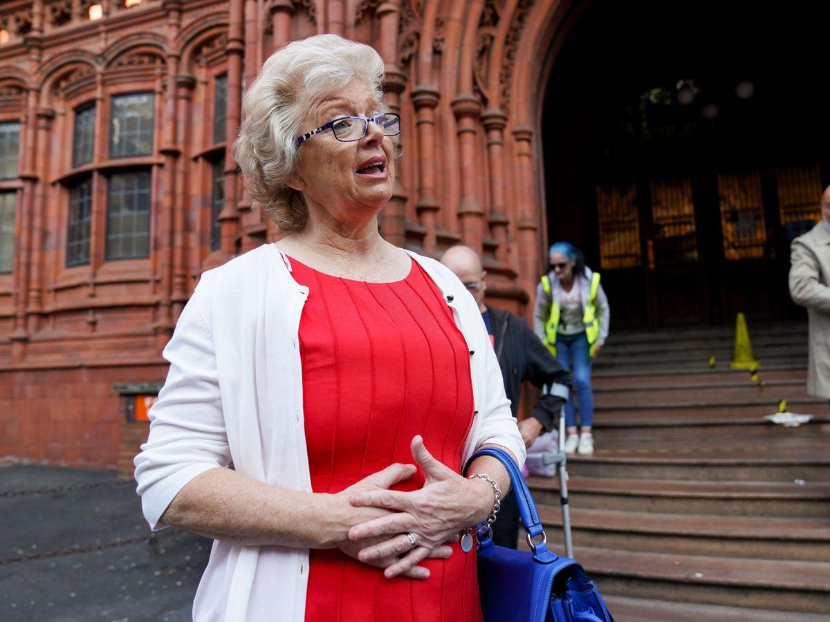 Julie Hambleton court case