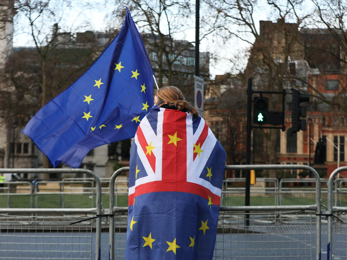 Britain and European Union release full text of post-Brexit trade deal