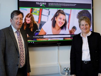 Scheme to promote educational opportunities launched in Telford & Wrekin