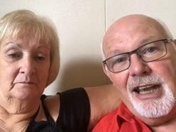 Coronavirus: UK couple on stricken cruise ship worry they have tested positive