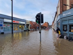 Shropshire flooding: Shrewsbury recovers after highest river levels in 20 years