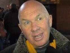 Aston Villa 4 Wolves 1: Shell-shocked Wolves fans blast unacceptable second-half display - WATCH