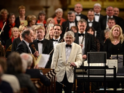 Tributes to a music man who made a big difference in Shropshire