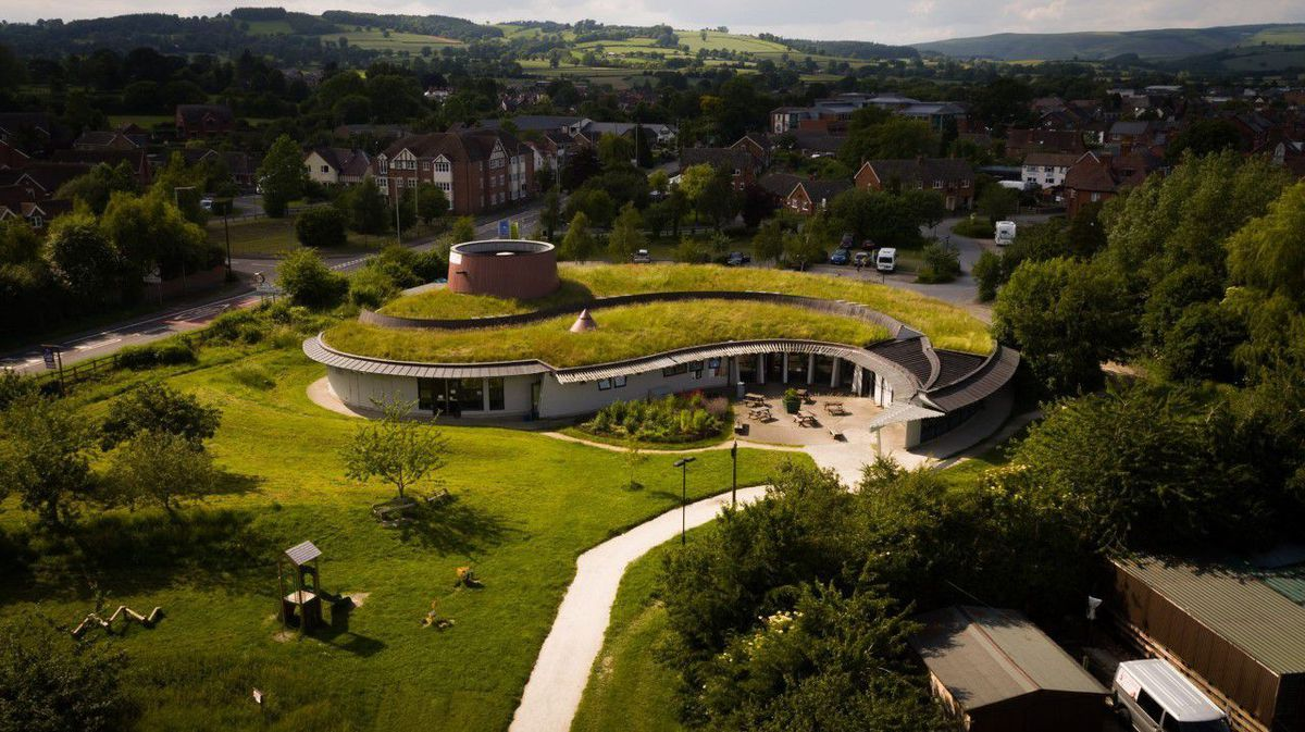 The Shropshire Hills Discovery Centre